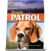 Beagle Patrol. Footprint Reading Library 1900. Book with Multi ROM