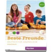 Beste Freunde. Arbeitsbuch A1. 1 mit CD Rom
