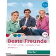 Beste Freunde. Arbeitsbuch A2. 2 mit CD Rom