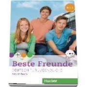Beste Freunde. Arbeitsbuch B1. 1 mit Audio CD
