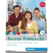 Beste Freunde. Arbeitsbuch B1.2 Mit Audio CD