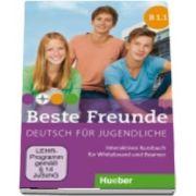 Beste Freunde. Interaktives Kursbuch Fur Whiteboard Und Beamer DVD Rom B1. 1