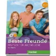 Beste Freunde. Kursbuch B1. 1