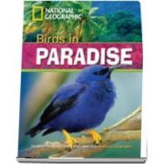 Birds in Paradise. Footprint Reading Library 1300. Book with Multi ROM