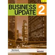 Business Update 2. Workbook with Audio CD B1 B2