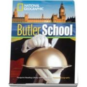 Butler School. Footprint Reading Library 1300. Book with Multi ROM