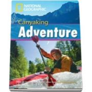 Canyaking Adventure. Footprint Reading Library 2600. Book with Multi ROM