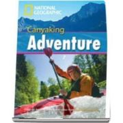 Canyaking Adventure. Footprint Reading Library 2600. Student Book