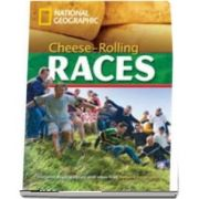 Cheese-Rolling Races. Footprint Reading Library 1000. Book with Multi ROM