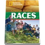 Cheese-Rolling Races. Footprint Reading Library 1000. Book