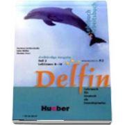 Delfin. Ausgabe in drei Banden. Lehr und Arbeitsbuch 2 mit audio CD