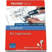 Deutsch fur Ingenieure. Buch mit MP3 Download