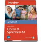 Deutsch uben. Horen and Sprechen A1. Buch and CD