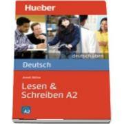 Deutsch uben. Lesen and Schreiben A2