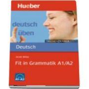Deutsch uben. Taschentrainer. Fit in Grammatik A1/A2
