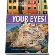 Dont Believe Your Eyes! Footprint Reading Library 800. Book with Multi ROM