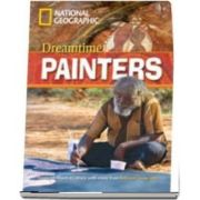 Dreamtime Painters. Footprint Reading Library 800. Book with Multi ROM