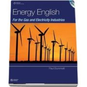 Energy English for the Gas and Electricity Industries. Students Book with CD