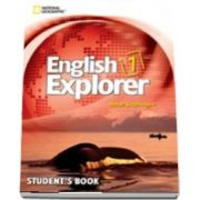 English Explorer 1. Students Book with Multi ROM