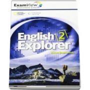 English Explorer 2. ExamView Assessment CD Rom