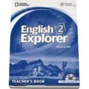 English Explorer 2. Teachers Book with Class Audio CD