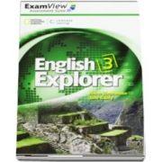 English Explorer 3. ExamView Assessment CD Rom