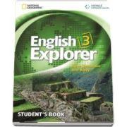 English Explorer 3. Interactive Whiteboard CD ROM