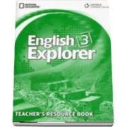 English Explorer 3. Teachers Resource Book