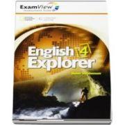 English Explorer 4. Examview CD ROM