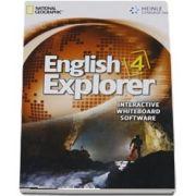 English Explorer 4. Interactive Whiteboard CD ROM