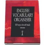 English Vocabulary Organiser. 100 Topics for Self Study. Students Book