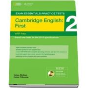 Exam Essentials. Cambridge First Practice Tests 2. Student Book with key and DVD ROM