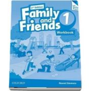 Naomi Simmons, Family and Friends 1, 2nd Edition. Workbook with Online Practice