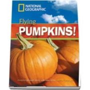 Flying Pumpkins! Footprint Reading Library 1300. Book