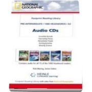 Footprint Reading Library. Level 1000 Audio CD (British English)