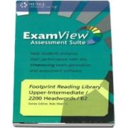 Footprint Reading Library Level 2200. Assessment CD ROM with ExamView (R)