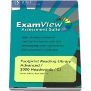 Footprint Reading Library Level 3000. Assessment CD ROM with ExamView