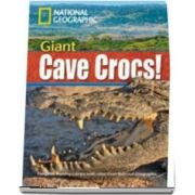 Giant Cave Crocs! Footprint Reading Library 1900