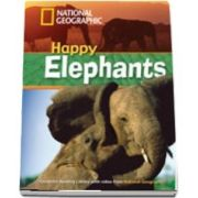 Happy Elephants. Footprint Reading Library 800. Book with Multi ROM