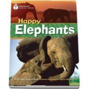 Happy Elephants. Footprint Reading Library 800. Book