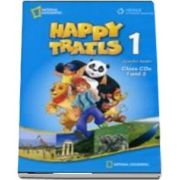 Happy Trails 1. Class Audio CDs