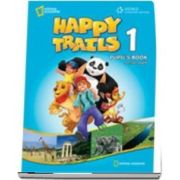 Happy Trails 1. Pupils book with Audio CD