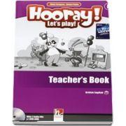 Hooray! Lets Play! B. Teachers Book (Herbert Puchta)