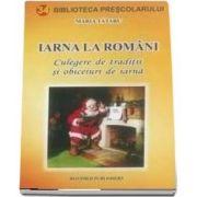 Iarna la romani (Maria Tataru)