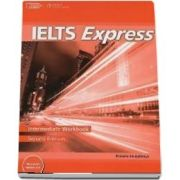 IELTS Express Intermediate Workbook and Audio CD