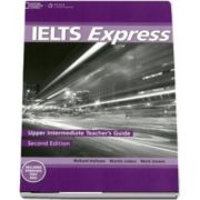 IELTS Express Upper Intermediate Teachers Guide and DVD