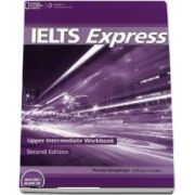 IELTS Express Upper Intermediate Workbook and Audio CD