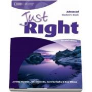 Just Right Advanced. Student Book