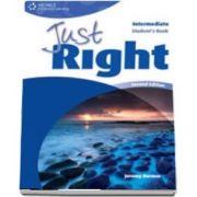 Just Right Intermediate. Students Book