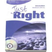 Just Right Intermediate. Workbook with Key and Audio CD